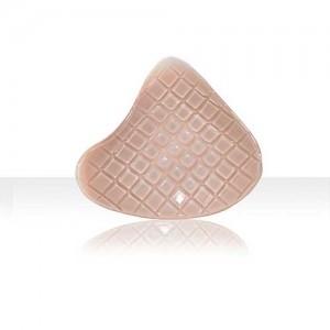 Brustprothese Diamond asymmetrisch, Art. 10218, Rückansicht