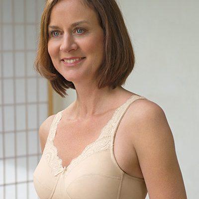 Spezial BH Front Lace-Art.101 in beige