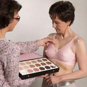 Farbauswahl Maß-Brustversorgung