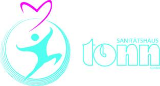 Logo Sanitätshaus Tonn-Brustzentrum nach Maß