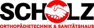 Logo Sanitätshaus Scholz- Brustzentrum nach Maß